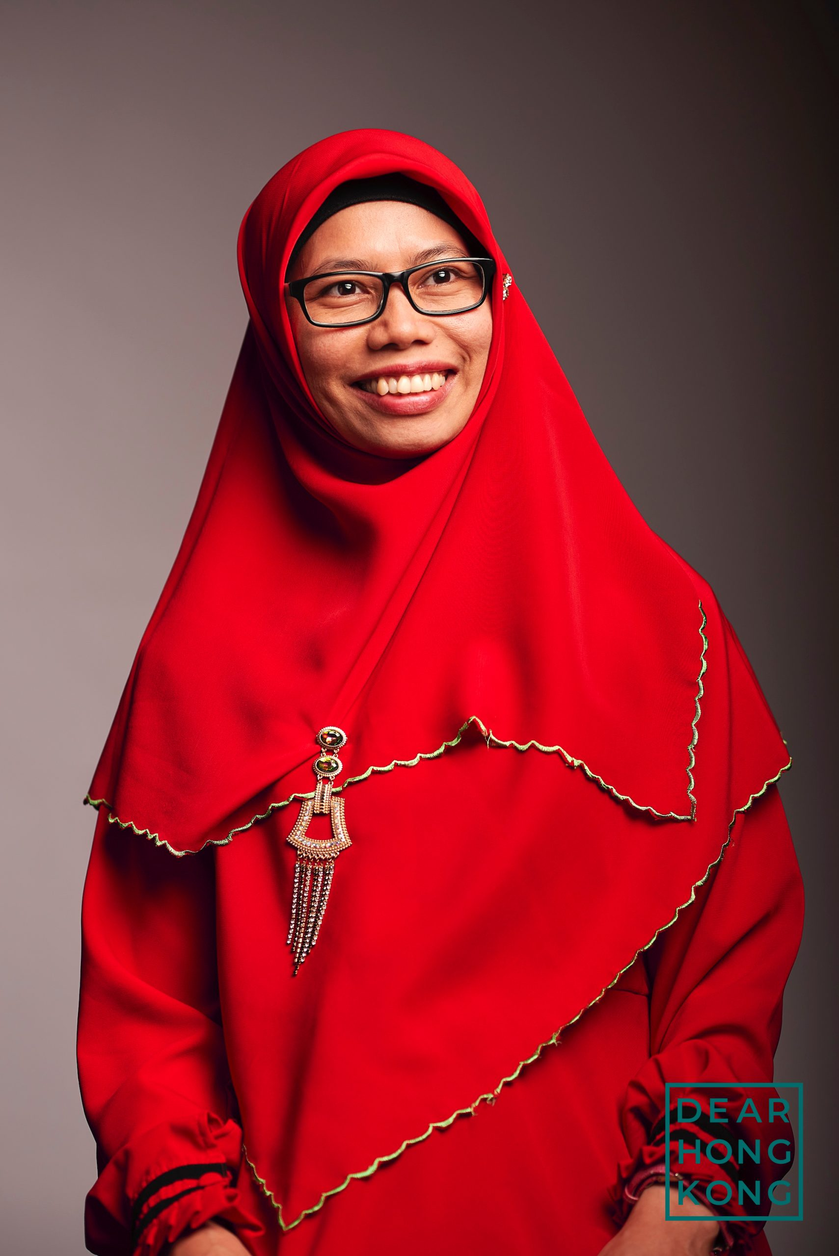 Indonesia - Romlah Rosidah by Bradley Aaron @bradley_aaron_portraits