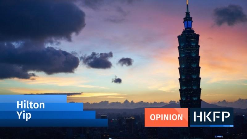 Taiwan hilton yip
