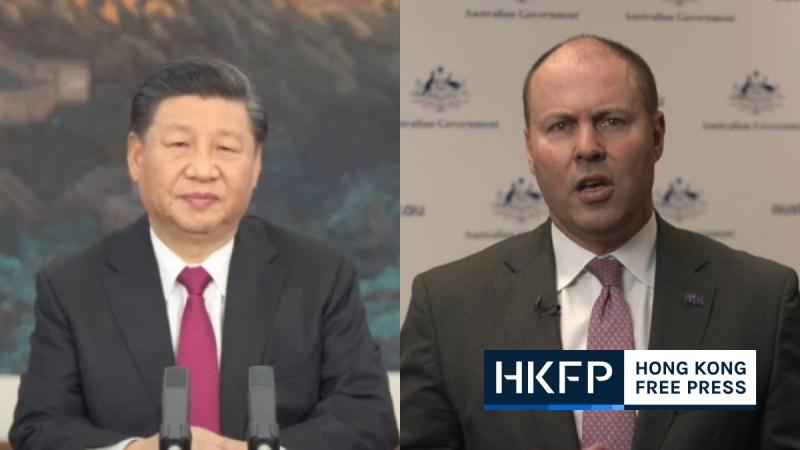 Xi Jinping and Australia