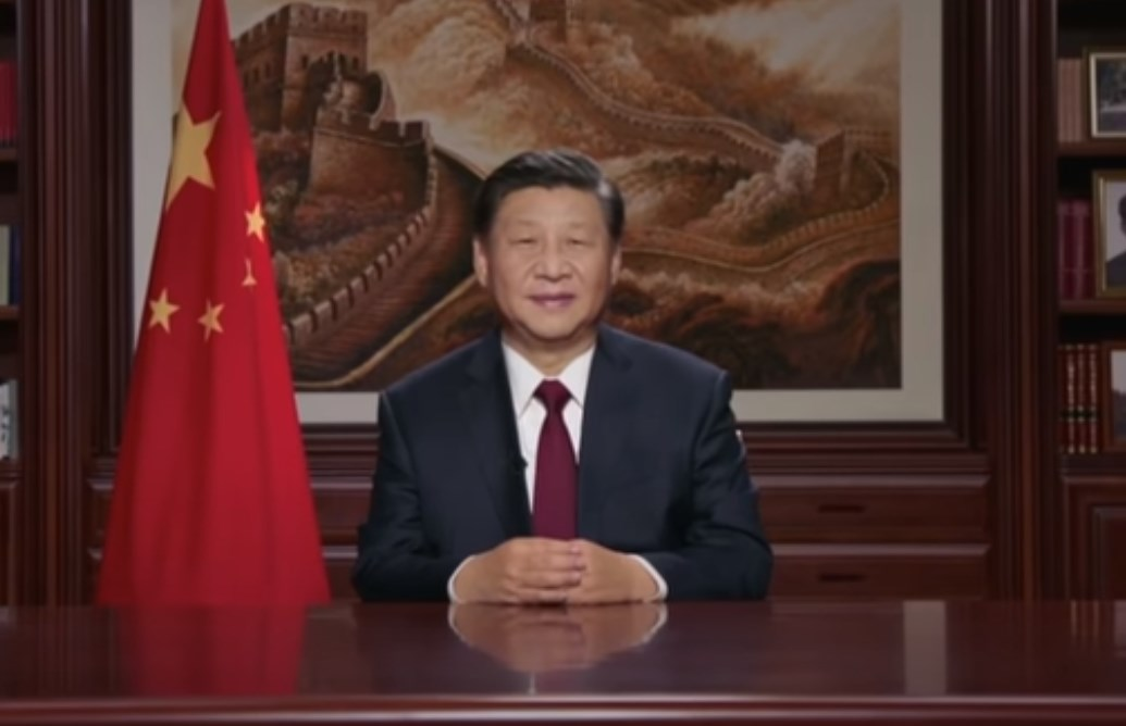 Xi Jinping 2021 new years address