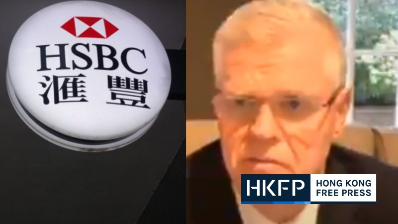 HSBC CEO Noel Quinn