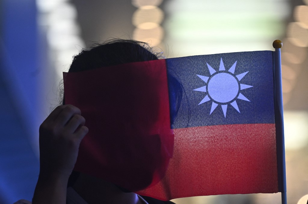 taiwan flag hk