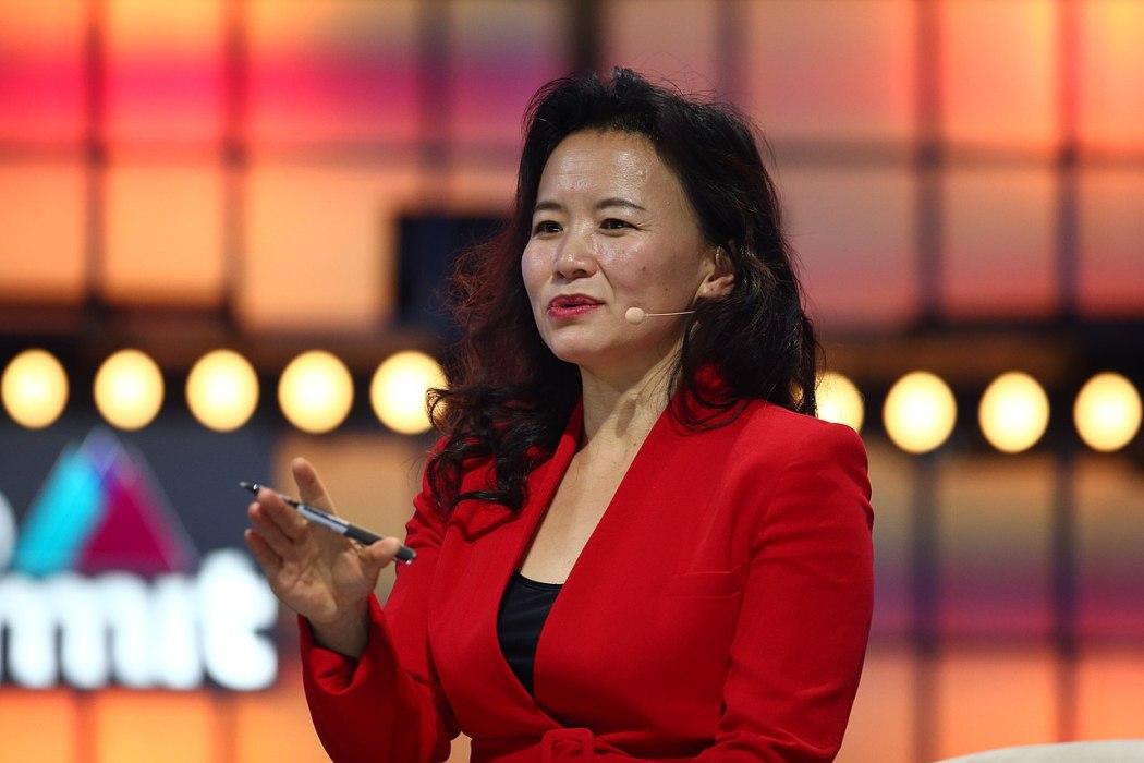 Cheng Lei CGTN