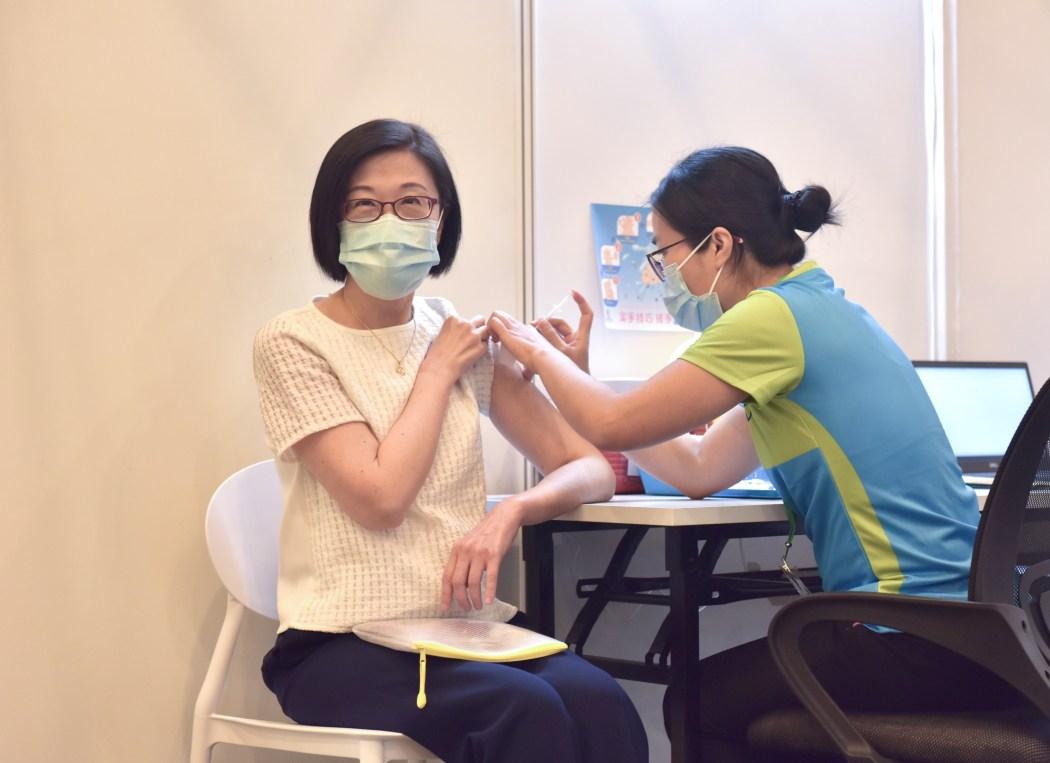 Direktur Kesehatan Constance Chan