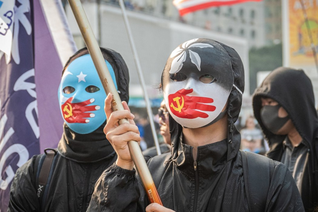 protes hong kong