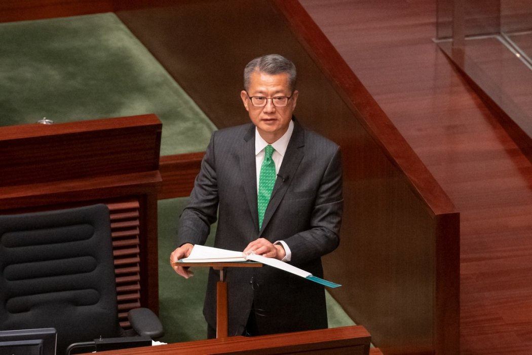 Paul Chan budget 2021