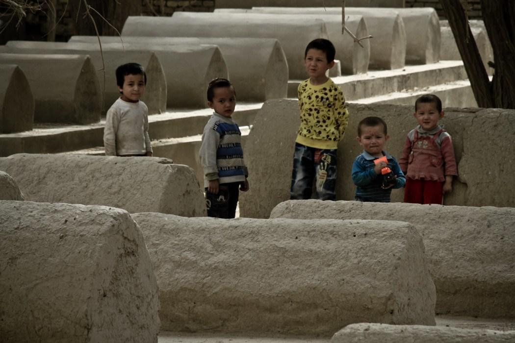 Uighur xinjiang children