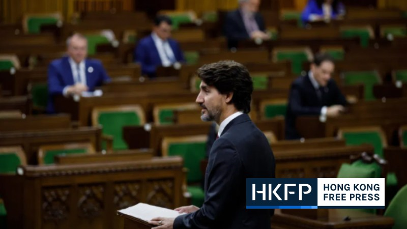 Canada MPs call genocide