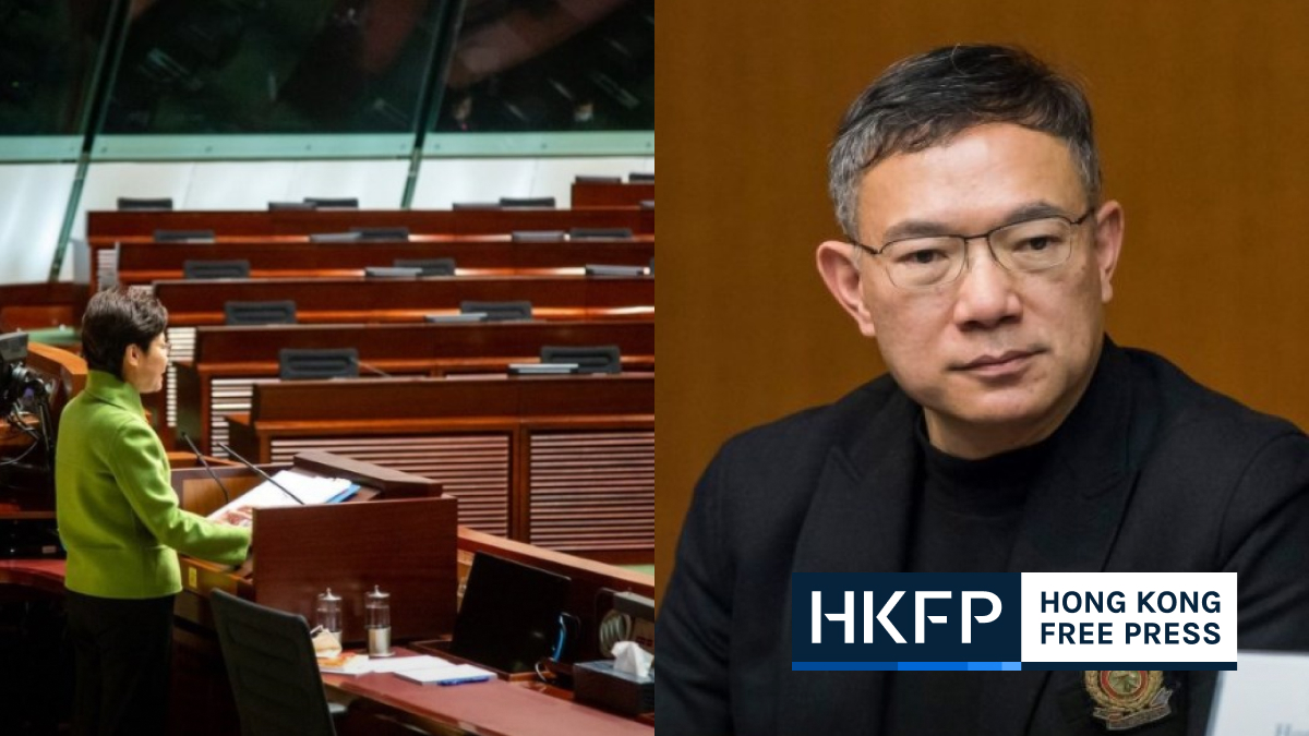 LegCo amendments