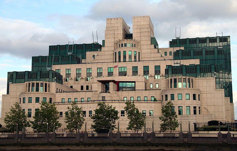 Gedung Badan Intelijen Rahasia