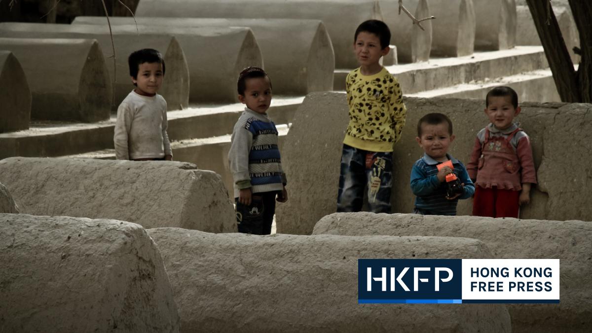 Xinjiang birth rate