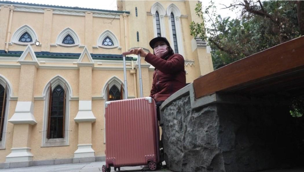 Chan Tong-kai poon hiu-wing peter koon suitcase murder case
