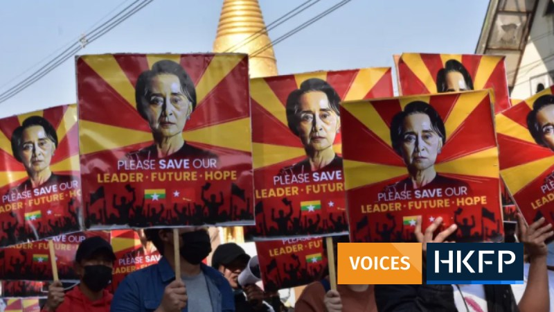 global voices myanmar creative protest means