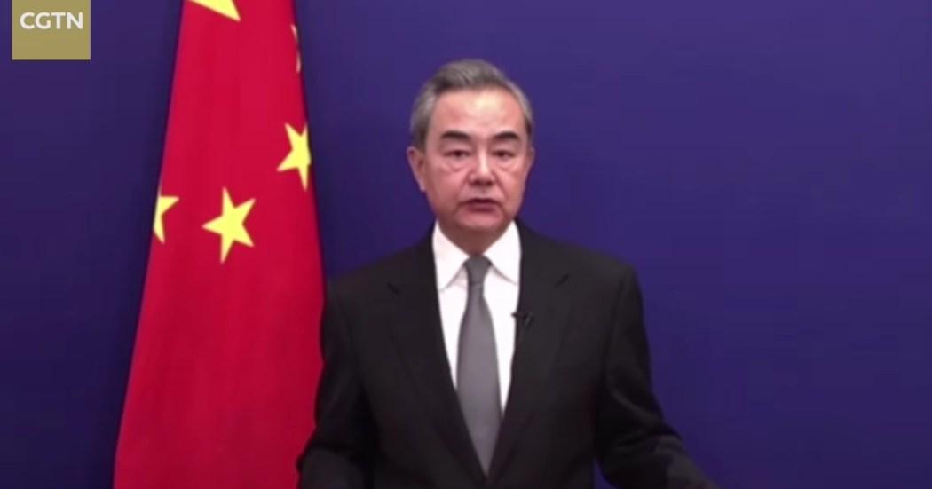 Wang Yin UNHRC China