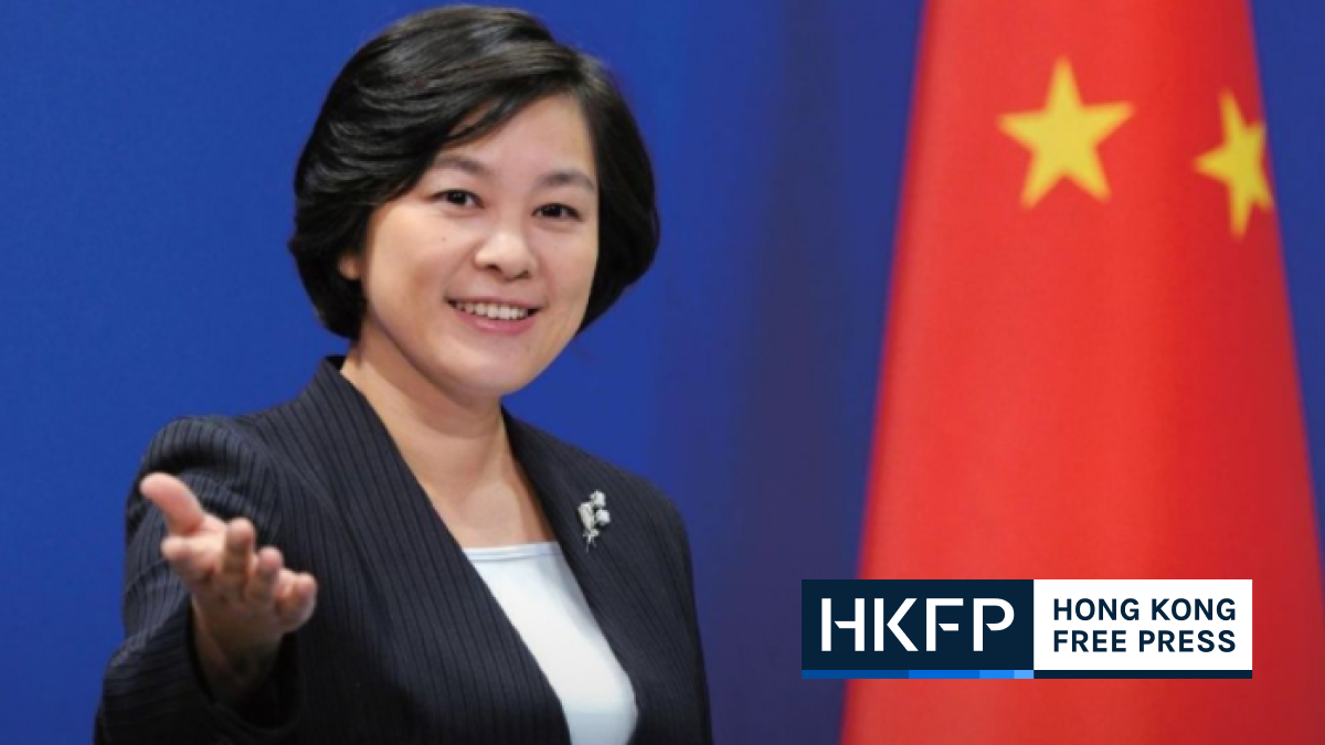 'Why can't Chinese people use Twitter or Facebook...?' asks China's gov't spokesperson amid gov't ban | Hong Kong Free Press HKFP