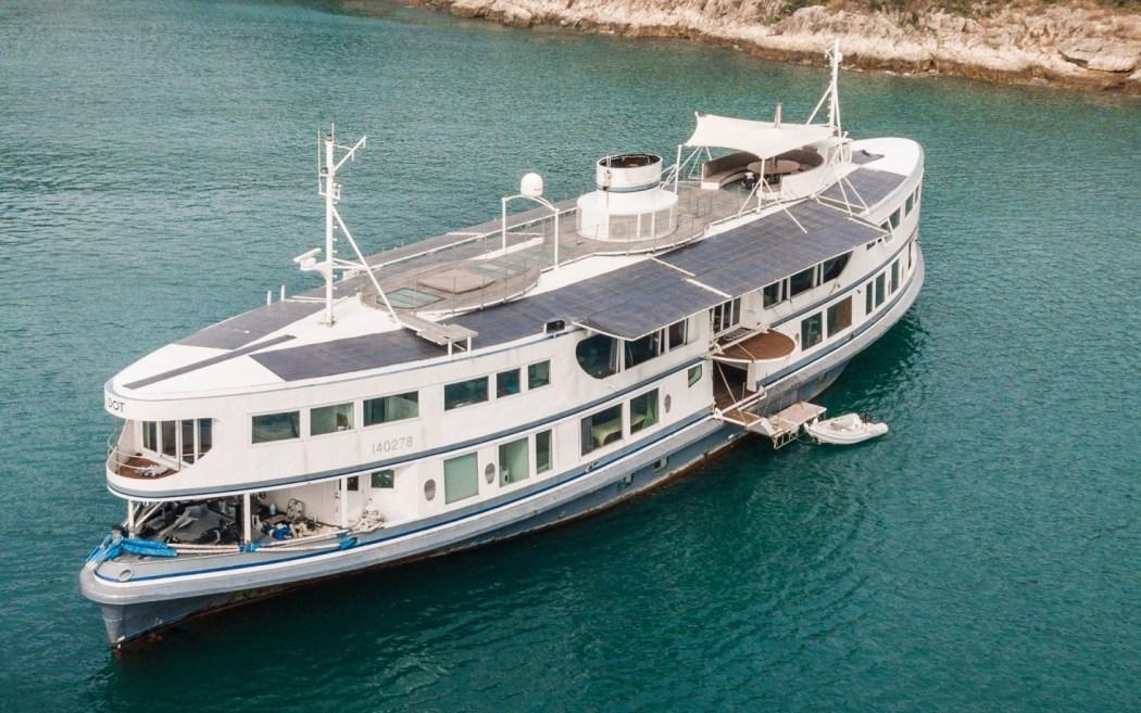 star ferry refurb