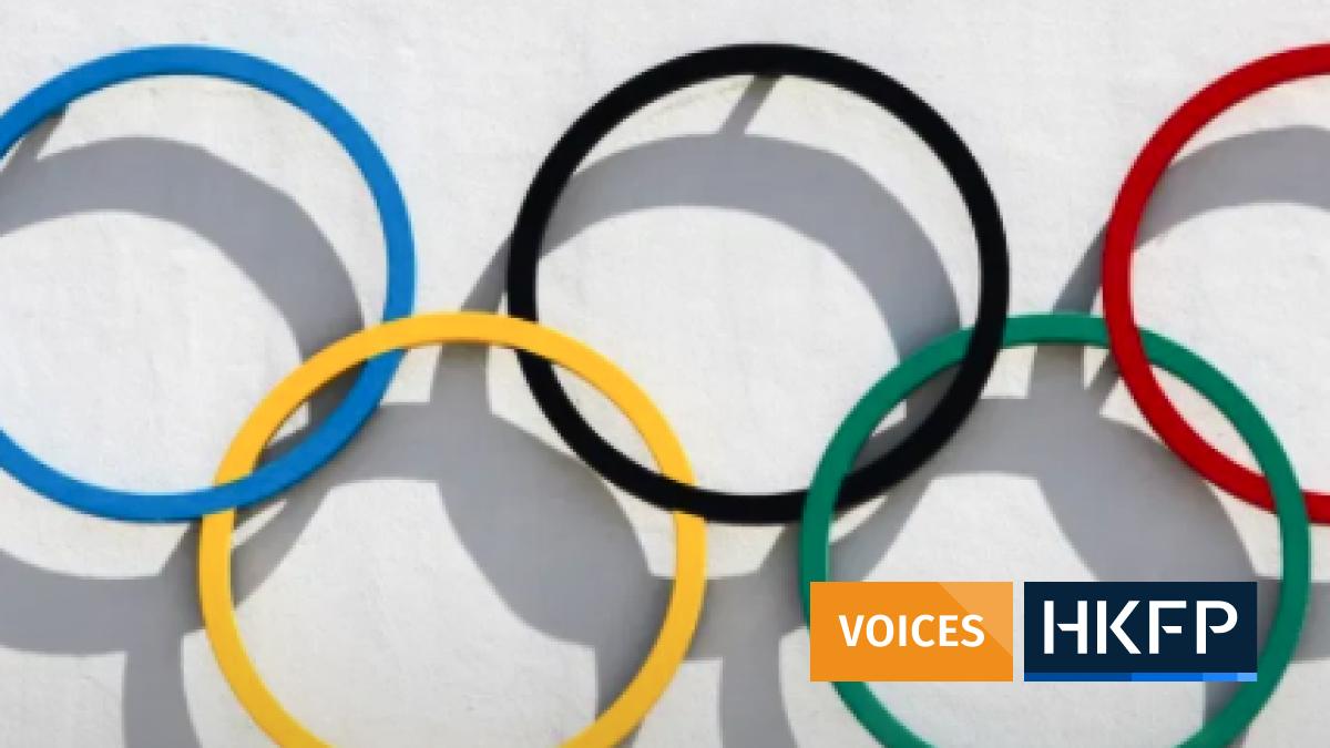 olympics voices