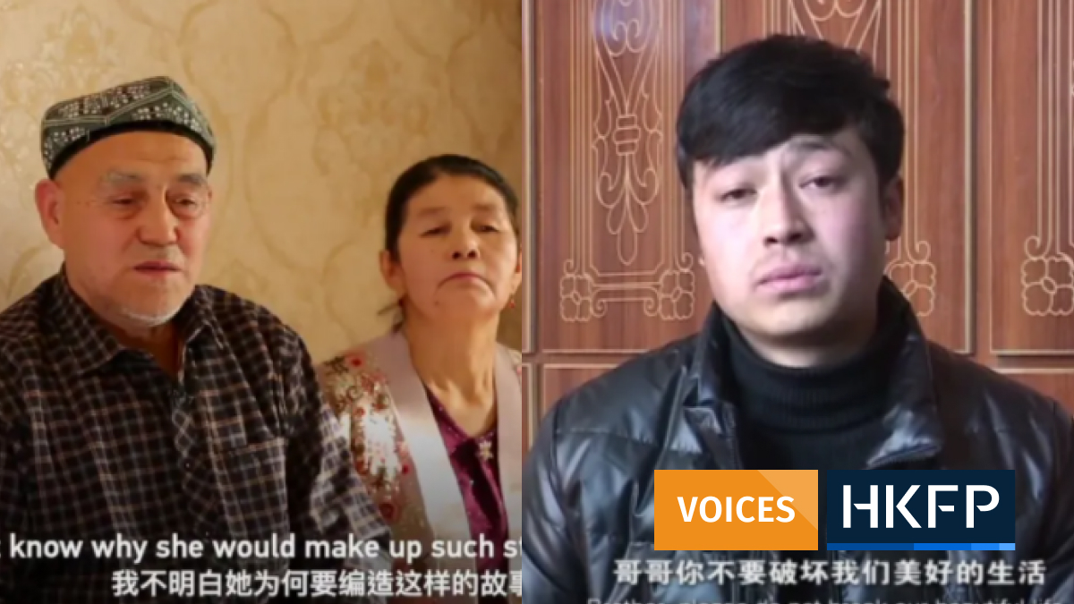 uighur videos