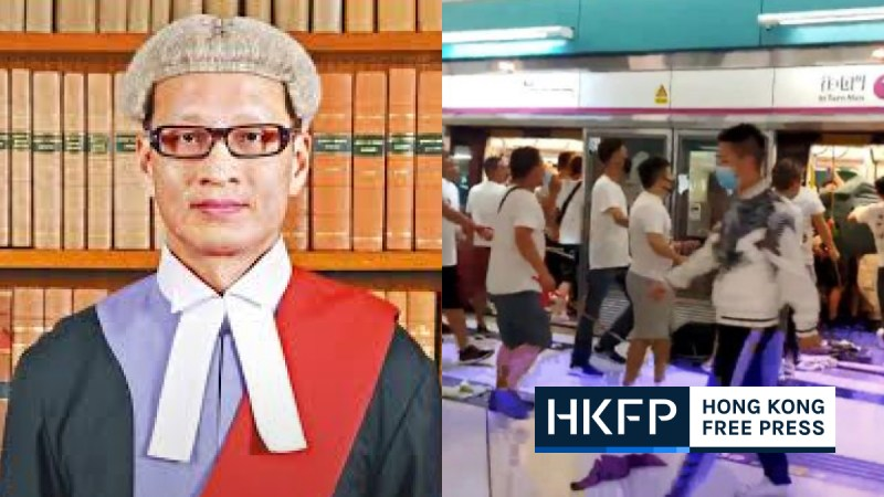 yuen long attack trial