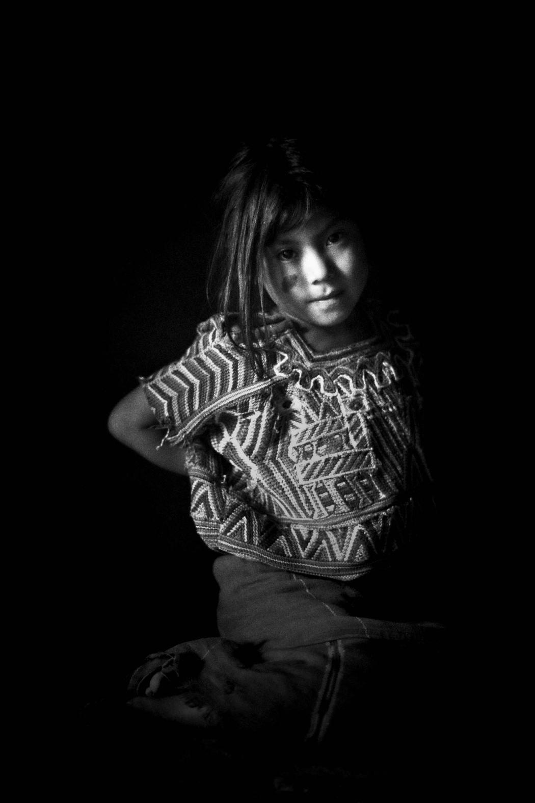 © Yasuhiro Ogawa, courtesy of Blue Lotus Gallery, 'untitled', Guatemala, 1997 [The Dreaming, pg 018]