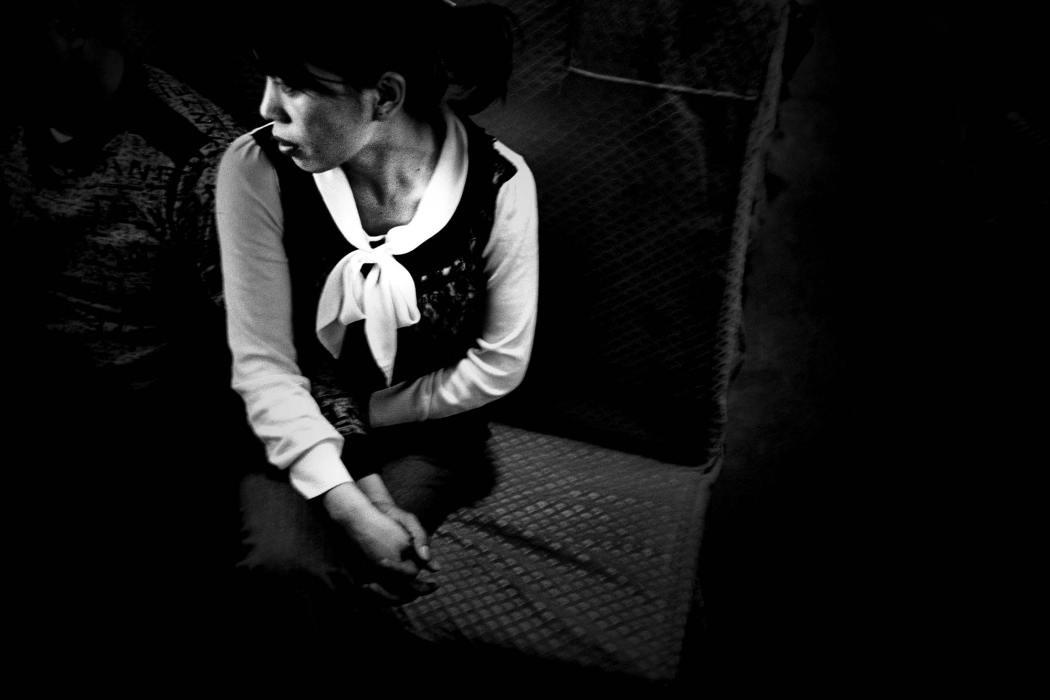 © Yasuhiro Ogawa, courtesy of Blue Lotus Gallery, 'untitled', Heilongjiang, China, 2011, [The Dreaming, pg 013]
