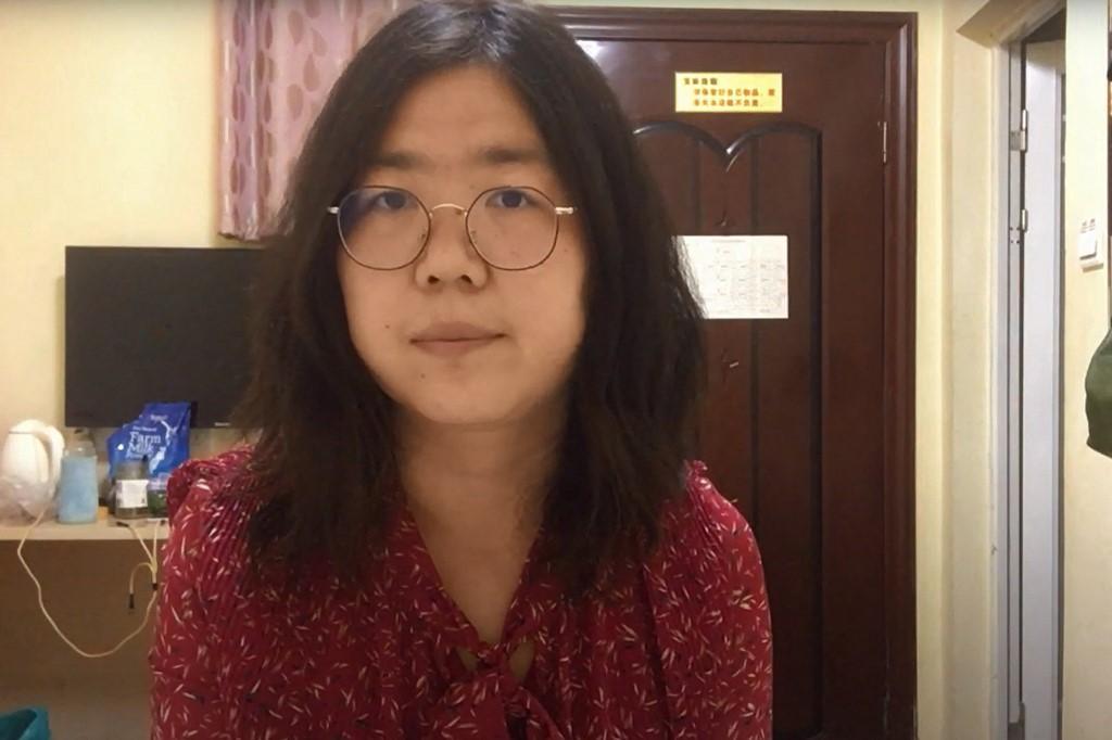 FILES-CHINA-WOMEN-RIGHTS-HEALTH-VIRUS
