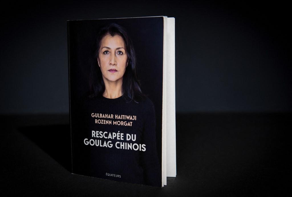 FRANCE-LITERATURE-CHINA-UIGHUR-GOULAG-POLITICS