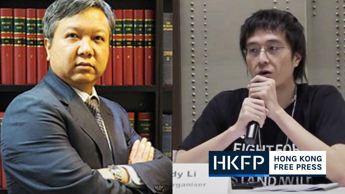 Andy Li Lawrence Law