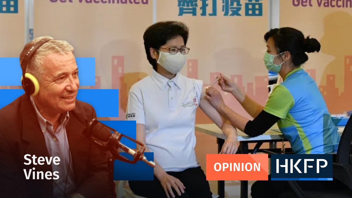Article - Opinion - Steve Vines vaccine op-ed