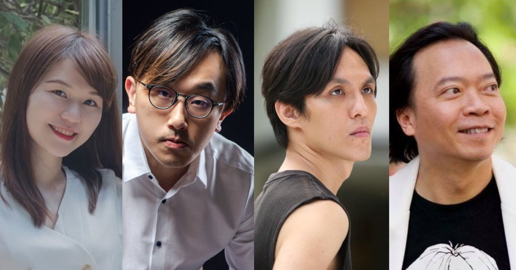 Clarisse Yeung, Mike Lam, Lui Chi-hang, Lawrence Lau