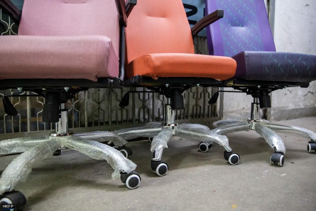 Bus chair