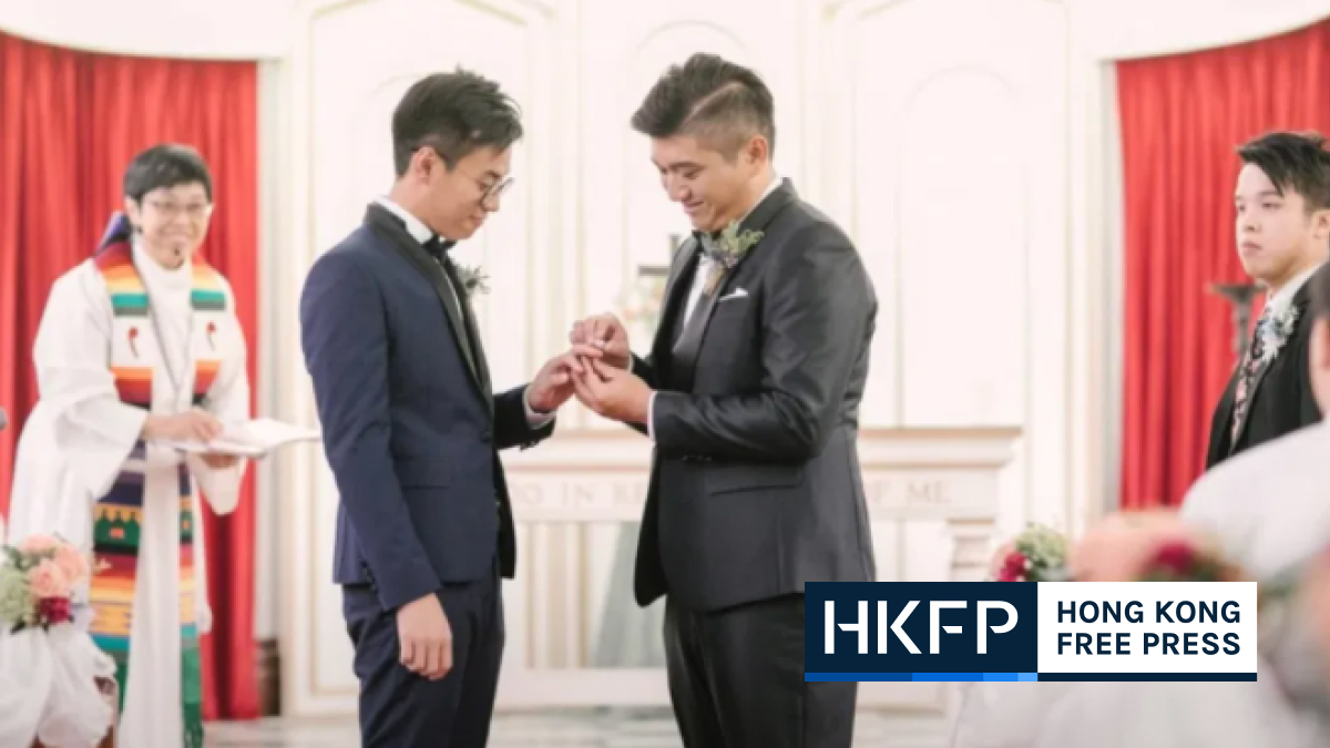 Gay widower launches legal bid against Hong Kong gov't for preventing him from identifying late husband's body | Hong Kong Free Press HKFP