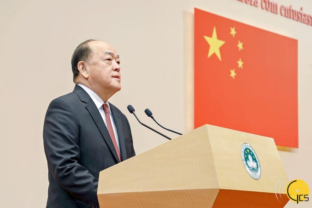 Macau leader