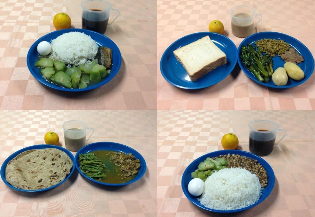 prison food meals