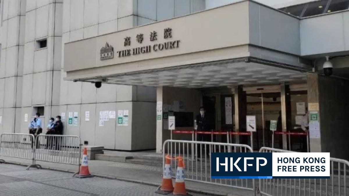 Tong high court