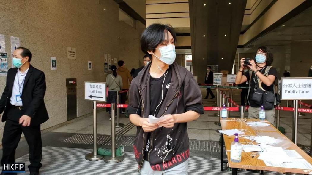 West Kowloon Law Courts hendrick lui