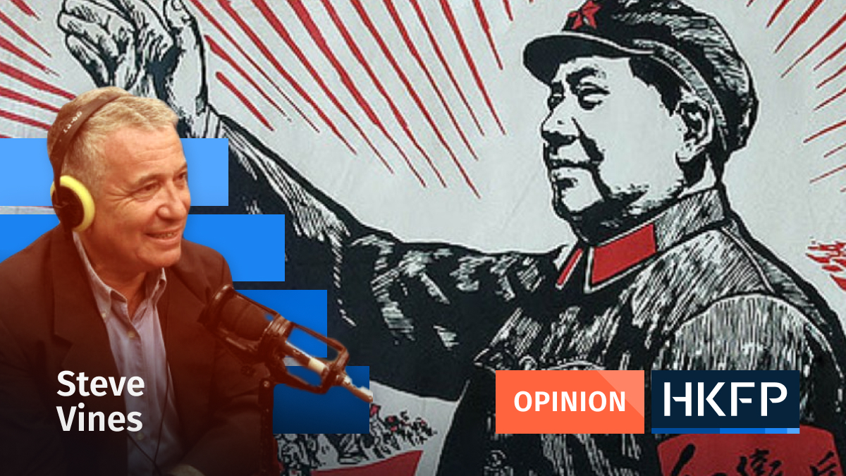cultural revolution - Opinion - Steve Vines