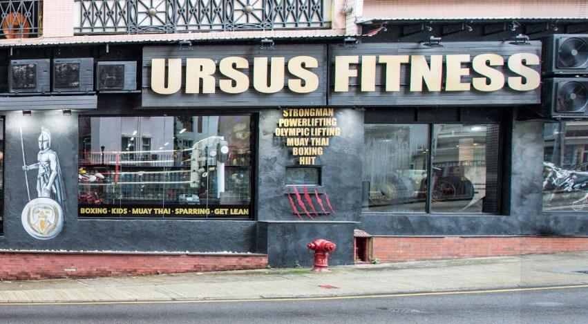 Ursus Fitness