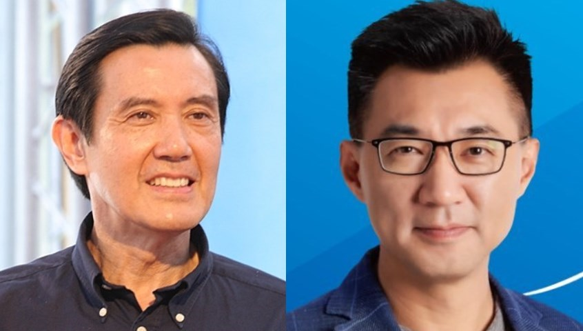 Ma Ying-jeou Johnny Chiang KMY