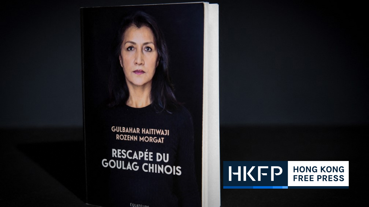 Uighur author Gulbahar Haitiwaji tells of imprisonment and China attacks | Hong Kong Free Press HKFP
