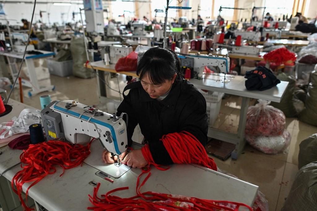CHINA-CLOTHING-LINGERIE