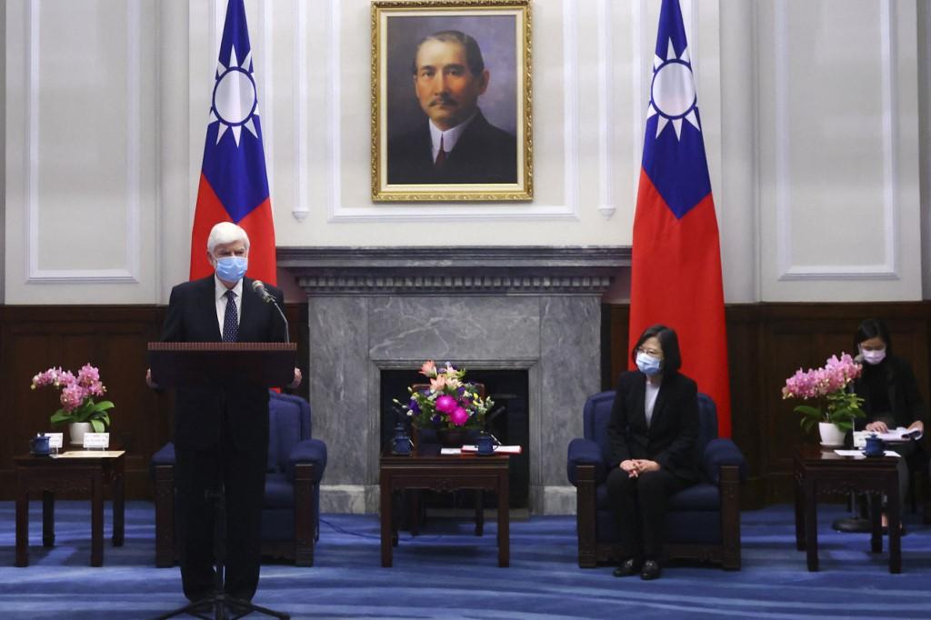 TAIWAN-US-DIPLOMACY
