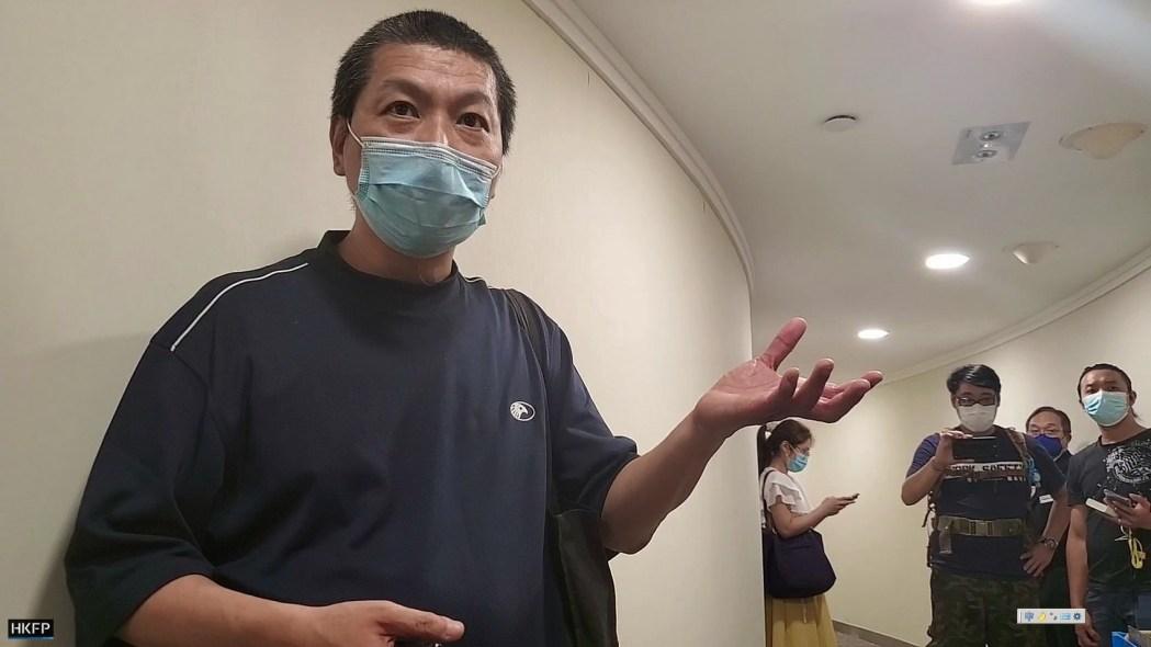 Mr Wu EPD civil servant 5