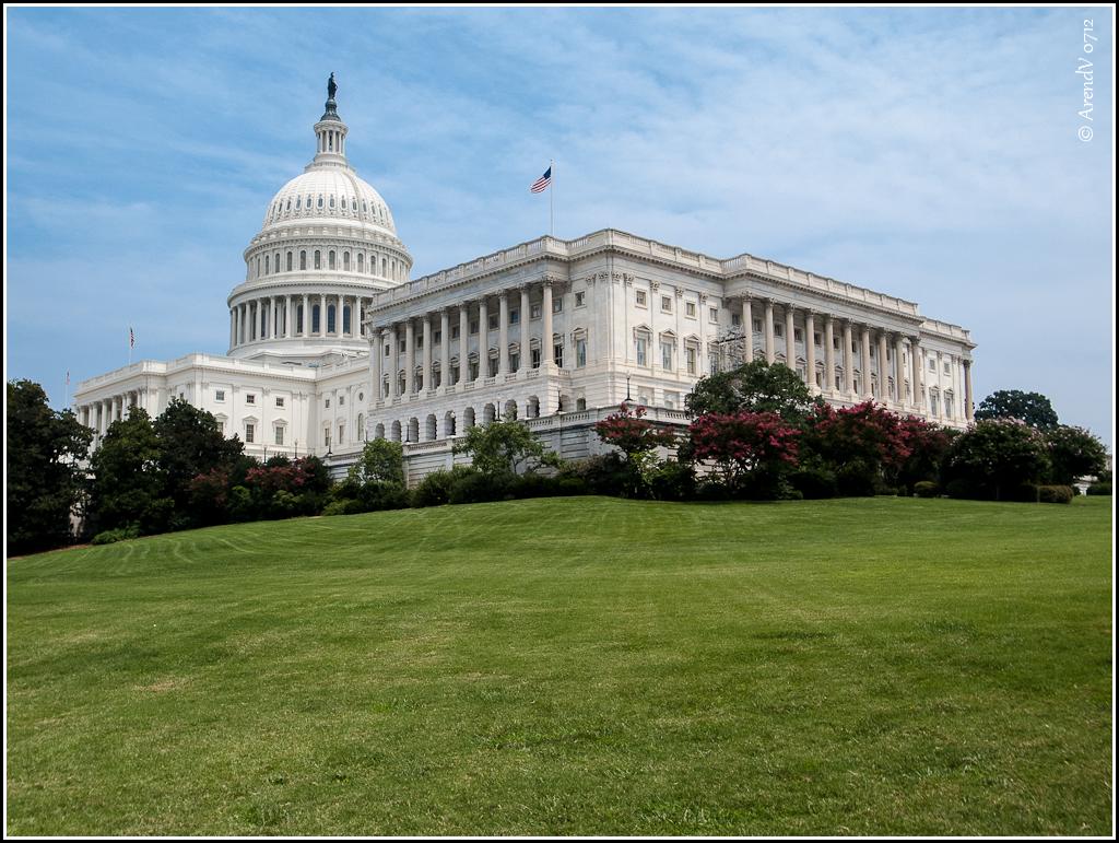 US Capitol Hill Washington DC Congress Senate