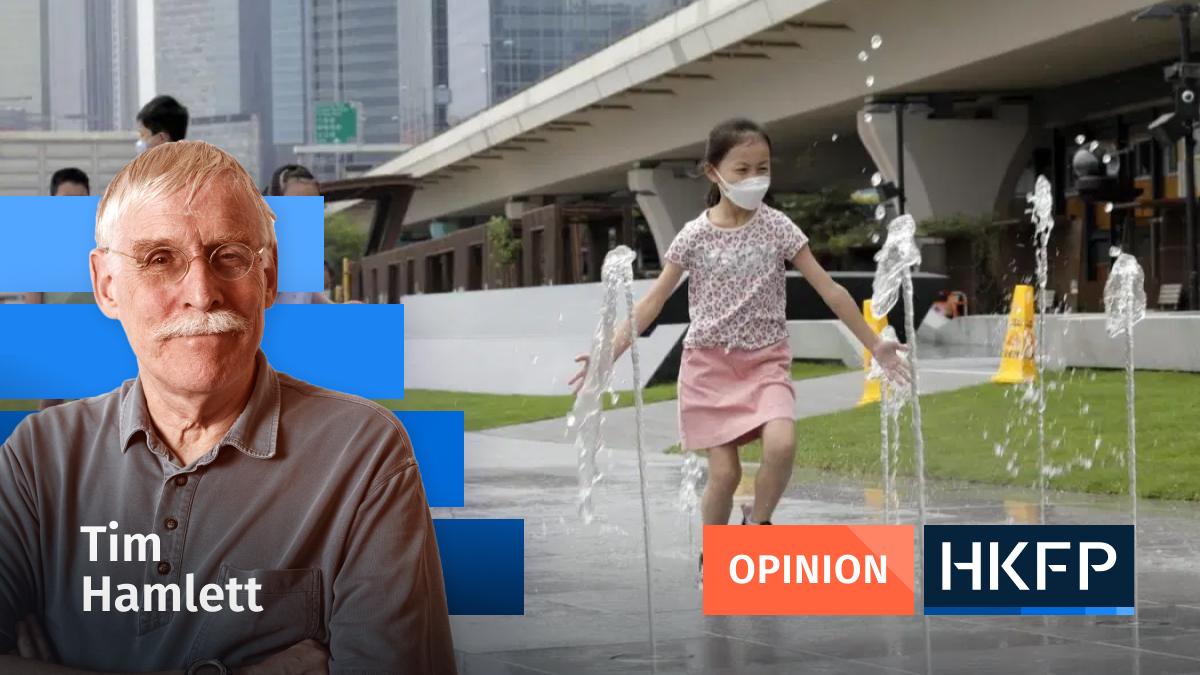 Article - Opinion - Tim Hamlett UK kids