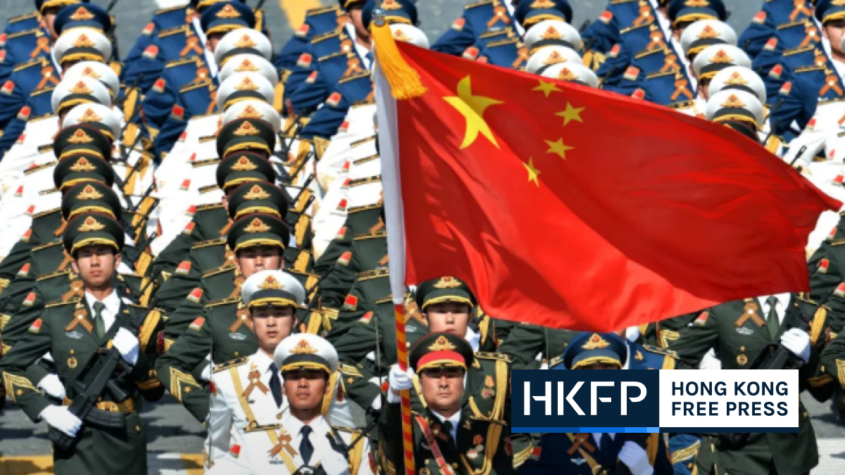 Chinese military AFP philippines