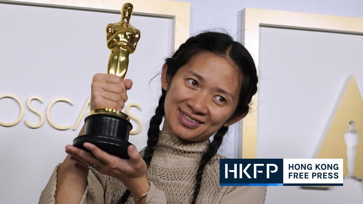 Chloe Zhao censorship
