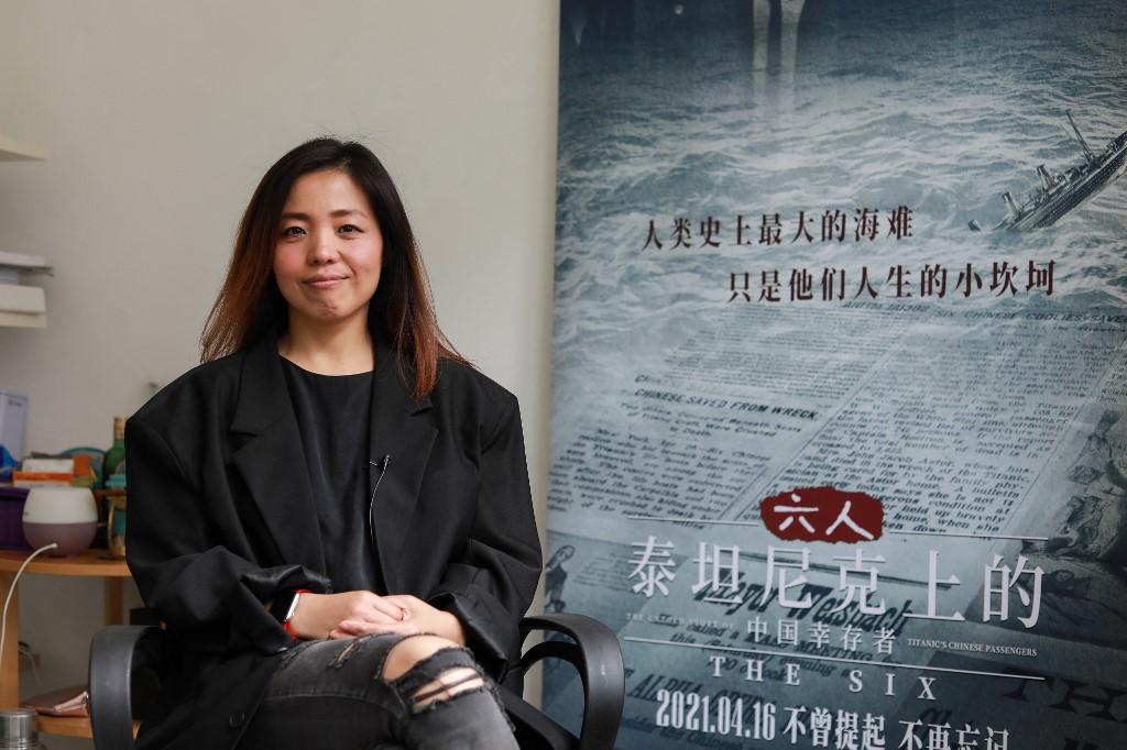 CHINA-ENTERTAINMENT-HISTORY-FILM-TITANIC