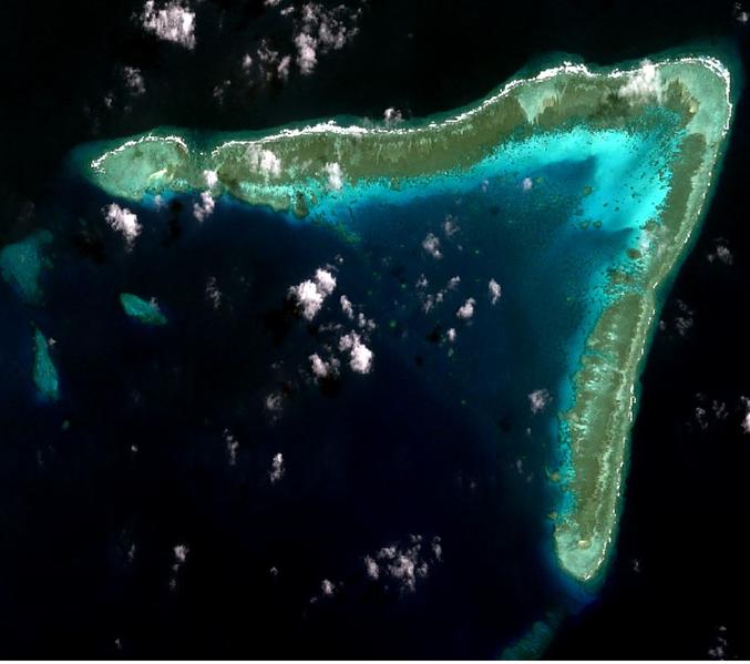 Whitsun Reef