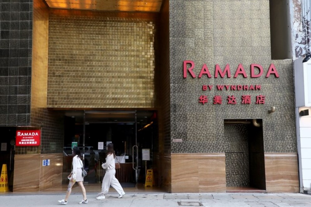 Ramada Hong Kong Grand Hotel